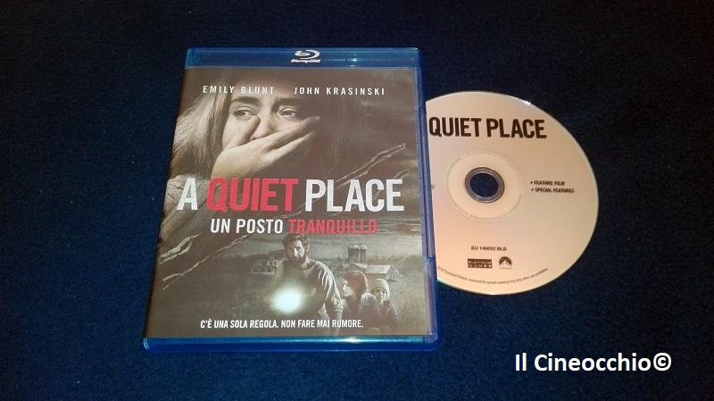 Recensione Blu-ray | A Quiet Place – Un Posto Tranquillo di John Krasinski