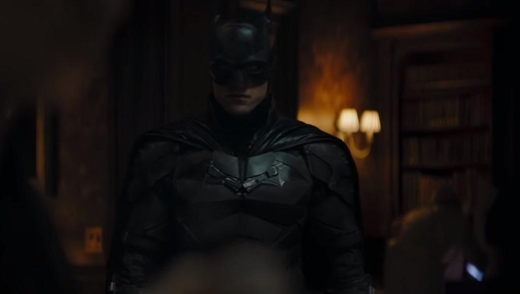 the batman film pattinson 2021