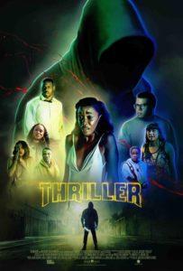 thriller film 2018 Dallas Jackson poster