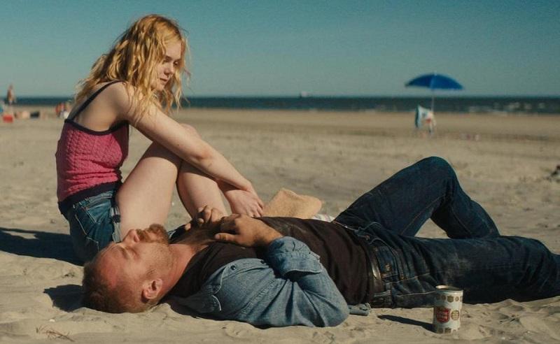 Ben Foster and Elle Fanning in Galveston (2018)
