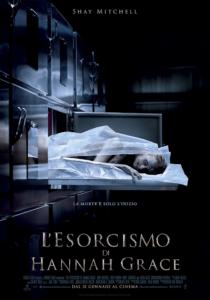 L'ESORCISMO DI HANNAH GRACE poster