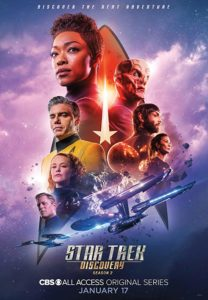 Star Trek Discovery stagione 2 poster
