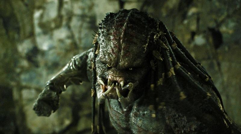 The Predator (2018) film