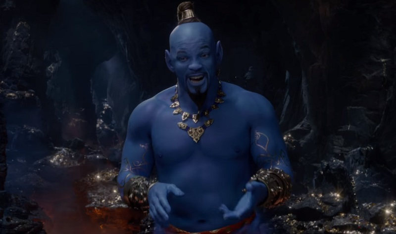 aladdin film live action will smith genio