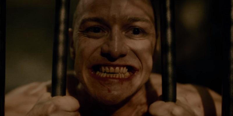 Nel secondo trailer di Glass, i cattivi fanno squadra per fuggire dalla prigionia