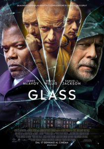 glass shyamalan film poster