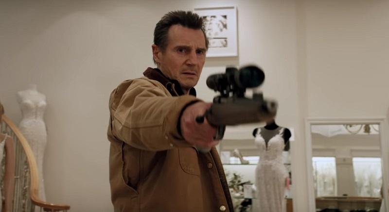 Nel trailer di Cold Pursuit, Liam Neeson è un brav'uomo che diventa vigilante infuriato