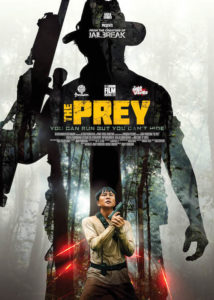 the prey film Jimmy Henderson poster