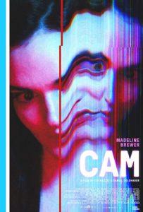 CAM film poster Daniel Goldhaber