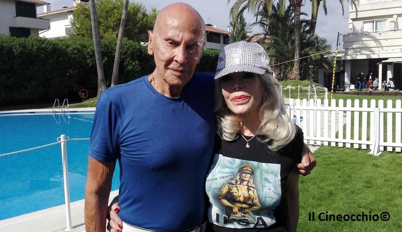 Dyanne Thorne e Howard Maurer sitges 2018