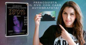 Io sono Valentina Nappi in DVD a tiratura limitata