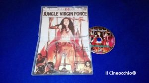 Jungle Virgin Force dvd