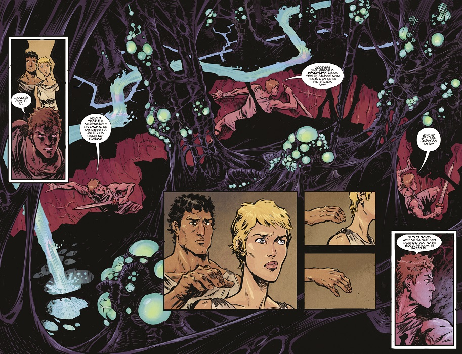 Kill the Minotaur di Chris Pasetto e Christian Cantamessa (4)