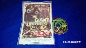 L'Attacco Delle Sanguisughe Giganti dvd