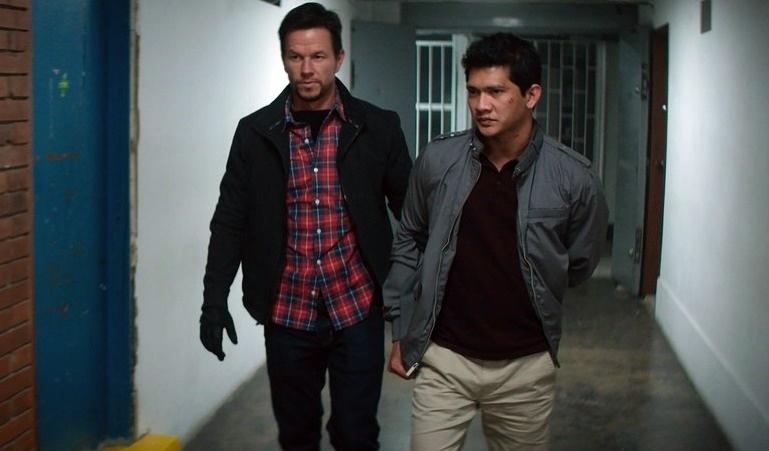 Mark Wahlberg e Iko Uwais Red Zone - 22 miglia di fuoco