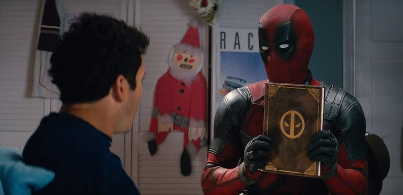 Once Upon a Deadpool film