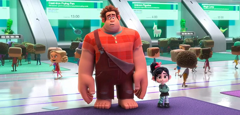 Ralph spacca Internet (2018) vanellope