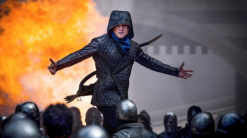 Robin Hood - L'origine della leggenda (2018) taron egerton