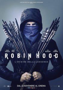 Robin Hood - L'origine della leggenda film poster