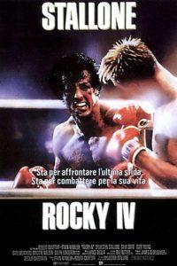 Rocky IV (1985) poster