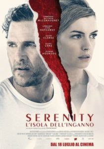 Serenity - L'isola dell'inganno film poster