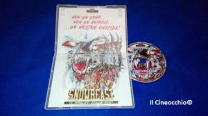Snowbeast dvd