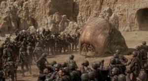 Starship Troopers (1997) aracnidi