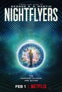 nightflyers poster serie netflix