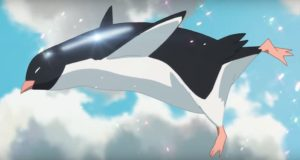 penguin highway film 2018 anime