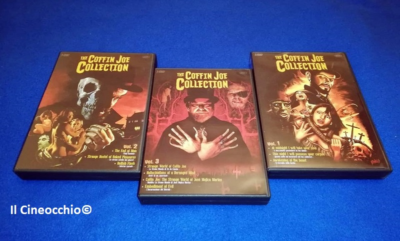 the coffin joe collection dvd