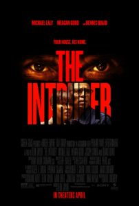 the intruder film Deon Taylor poster