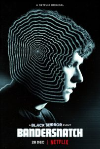 Black Mirror Bandersnatch poster