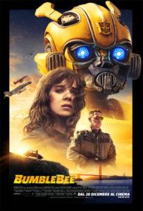 Bumblebee film poster