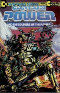 Capitan Power e i combattenti del futuro fumetto