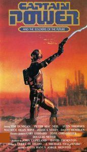 Capitan Power e i combattenti del futuro poster