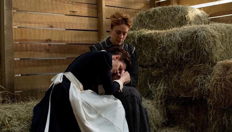 Chloë Sevigny e Kristen Stewart in Lizzie (2018)