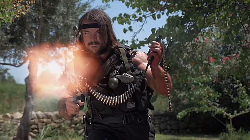 Commando Ninja (2018) film