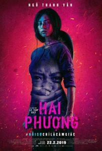 Furie (Hai Phượng) film poster