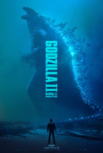 Godzilla II King of the Monsters poster
