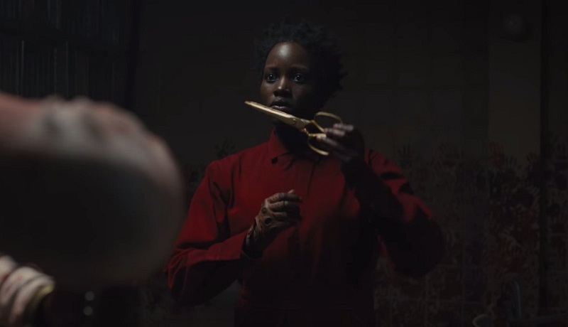 Lupita Nyong'o in Us (2019) jordan peele