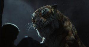 Mowgli - Il figlio della giungla (2018) tigre