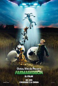 Shaun Vita Da Pecora - Farmageddon il film poster