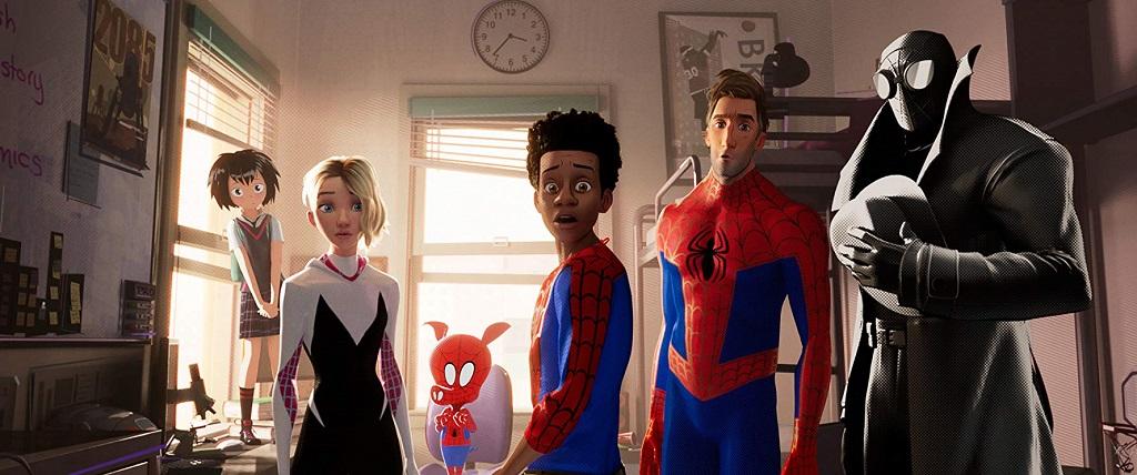 Spider-Man Un nuovo universo (2018) film