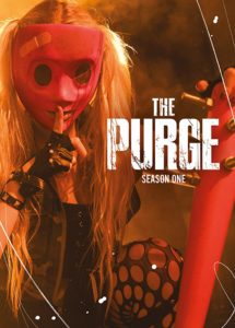 The Purge (2018) serie TV poster