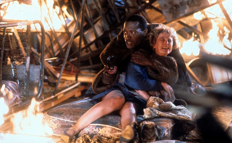 Virginia Madsen e Tony Todd in Candyman (1992)
