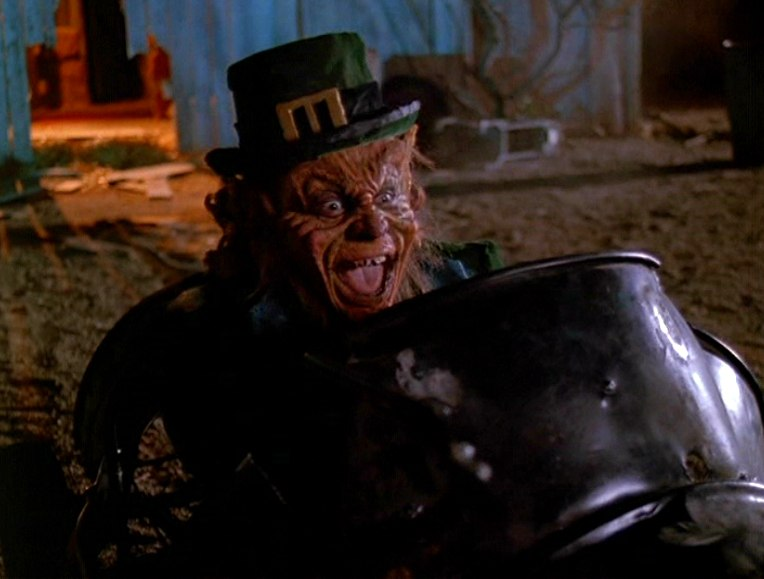 Warwick Davis in Leprechaun (1993)