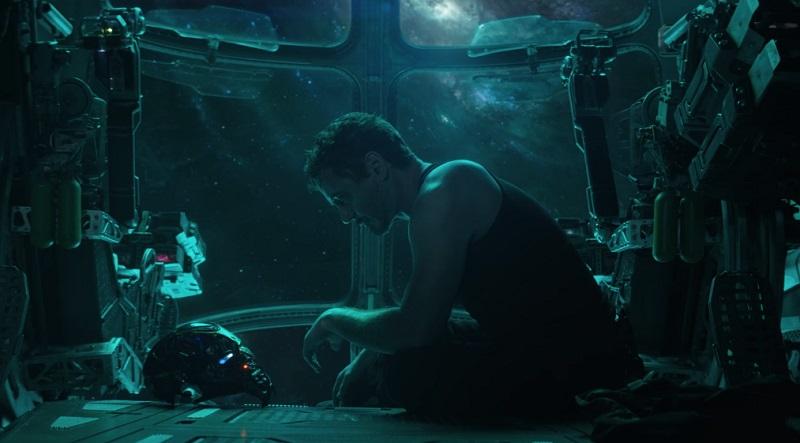 avengers 4 endgame film iron man