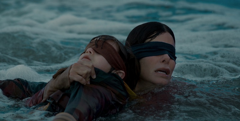 bird box film netflix bullock