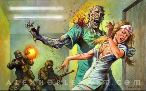 blob rob zombie 3