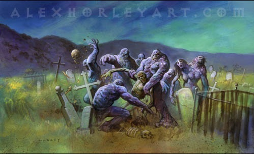 blob rob zombie
